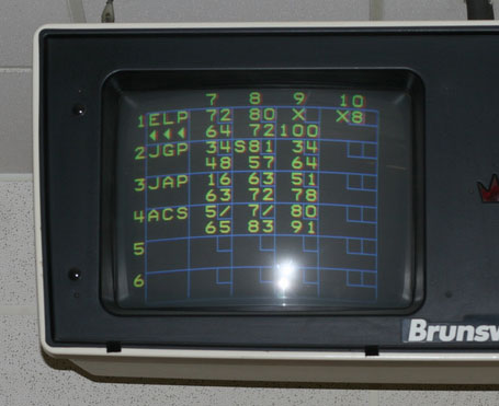 bowling monitor