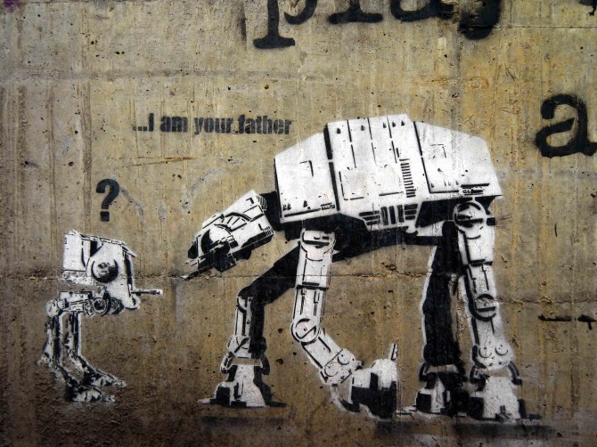 street art by Dolt