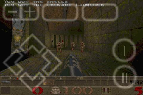 Quake 4 iPhone