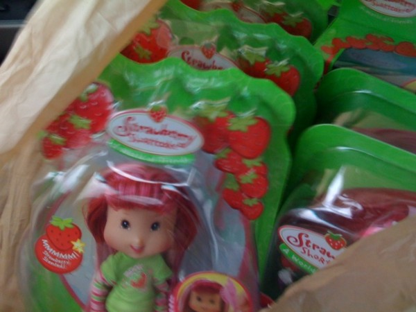 strawberry shortcake stash