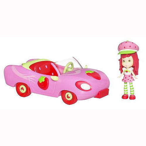 strawberry roadster