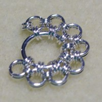 shenandoah pendant chainmaille tutorial